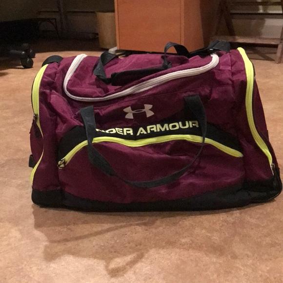 Under Armour Handbags - Under Armour Gym Bag
